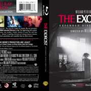 The Exorcist (1973) R0 Blu-Ray Cover