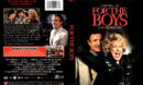 FOR THE BOYS (1991) R1 DVD cover & label