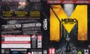 METRO: Last Light - Limited Edition (2013) CZ PC DVD Cover & Label
