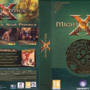 Might & Magic X: Legacy (2013) CZ PC DVD Covers & Labels