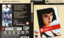 Mirror's Edge - Classics (2009) CZ/SK PC DVD Cover & Labels