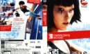Mirror's Edge (2009) US PC DVD Cover & Labels