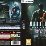 Murdered: Soul Suspect (2014) EU PC DVD Covers & Label