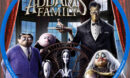 The Addams Family R1 Custom Blu-Ray Label