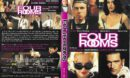 Four Rooms (1995) R2 german DVD Covers & Label