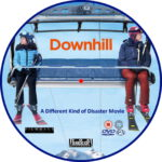 Downhill (2020) R2 Custom DVD Label