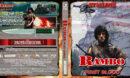 Rambo - First Blood (1982) R2 German Custom Blu-Ray Cover