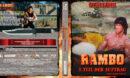 Rambo 2 - Der Auftrag (1985) R2 German Custom Blu-Ray Cover