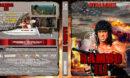 Rambo 3 (1988) R2 German Custom Blu-Ray Cover