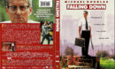 FALLING DOWN (1993) R1 DVD COVER & LABEL