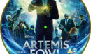 Artemis Fowl (2020) R2 Custom DVD Label