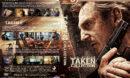Taken Collection R1 Custom DVD Cover
