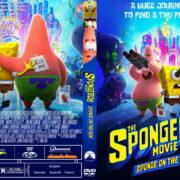 The Spongebob Movie: Sponge On The Run (2020) R1 Custom DVD Cover & Label