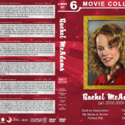 Rachel McAdams Filmography - Set 1 (2002-2004) R1 Custom DVD Cover