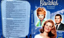 BEWITCHED (1964) SLIMLINE SEASON ONE DVD COVERS & LABELS