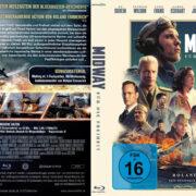 Midway - Für die Freiheit (2020) GERMAN Custom Blu-Ray Covers & Label