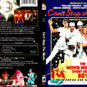 CAN'T STOP THE MUSIC (1980) R1 CUSTOM BLU-RAY COVER & LABEL