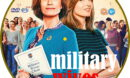 Military Wives (2020) R2 Custom DVD Label