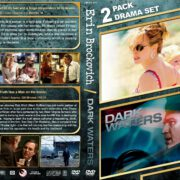 Erin Brockovich / Dark Waters Double Feature R1 Custom DVD Cover