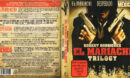 El Mariachi Trilogy R2 German Blu-Ray Covers