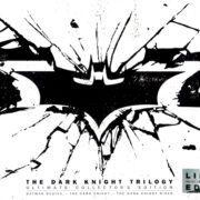 THE DARK KNIGHT TRILOGY SPECIAL EDITION BOX SET BLU-RAY COVERS & LABELS
