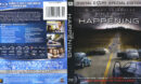 The Happening (2008) Blu-Ray Cover & labels