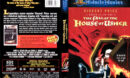 THE FALL OF THE HOUSE OF USHER (1960) R1 DVD COVER & LABEL