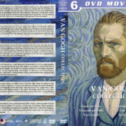 Van Gogh Collection R1 Custom DVD Cover