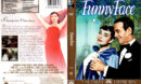 FUNNY FACE (1956) R1 DVD COVER & LABEL