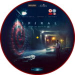 Spiral (2020) R2 Custom DVD Label