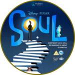 Soul (2020) R2 Custom DVD Label