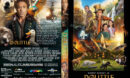 Dolittle (2020) R1 Custom DVD Cover