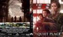 Quiet Place Part II (2020) R1 Custom DVD Cover