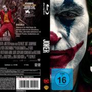Joker (2019) R2 German Custom Blu-Ray Covers & Label