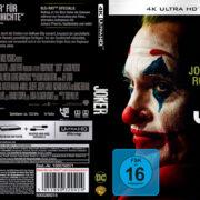 Joker (2019) R2 german Custom 4K UHD Covers & label
