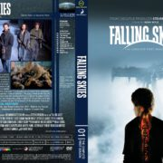 Falling Skies R0 Custom DVD Covers