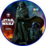 Star Wars IX: The Rise of Skywalker (2019) R2 Bluray Label