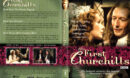 THE FIRST CHURCHILLS (1969) VOLUME 1 DVD COVER & LABEL