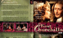 THE FIRST CHURCHILLS (1969) VOLUME 2 DVD COVER & LABEL