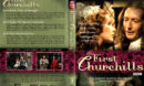 THE FIRST CHURCHILLS (1969) VOLUME 3 DVD COVER & LABEL
