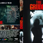 The Grudge (2020) R1 Custom DVD Cover