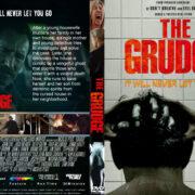 The Grudge (2020) R1 Custom DVD Cover V2