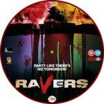 Ravers (2020) R2 Custom DVD Label