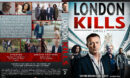 London Kills - Series 2 (2019) R1 Custom DVD Cover & Labels