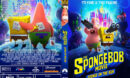 The Spongebob Movie: Sponge On The Run (2020) R1 Custom DVD Cover & Label