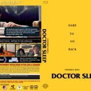 Doctor Sleep (2019) Custom Blu-Ray Cover