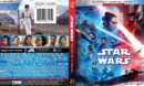 Star Wars The Rise of Skywalker (2020) Blu-Ray Cover