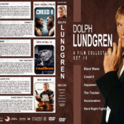 Dolph Lundgren Film Collection 10 R1 Custom DVD Covers