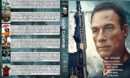 Jean-Claude Van Damme Film Collection - Set 7 (2016-2018)R1 Custom DVD Covers