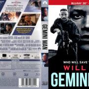 Gemini Man - 3D Blu-Ray German Cover